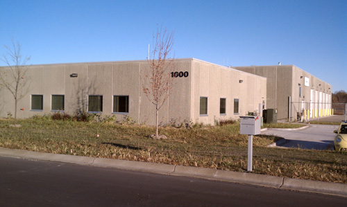 BUILD-TO-SUIT COMPLETED FOR XCEL ENERGY