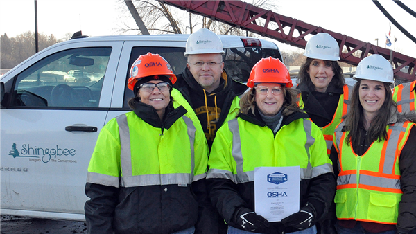 It's Women in Construction Week