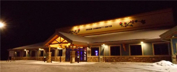 Leech Lake Band Celebrates Grand Opening of Onigum Community Center
