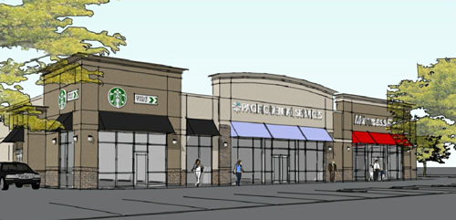 Shingobee Awarded Construction of New Blaine Retail Building