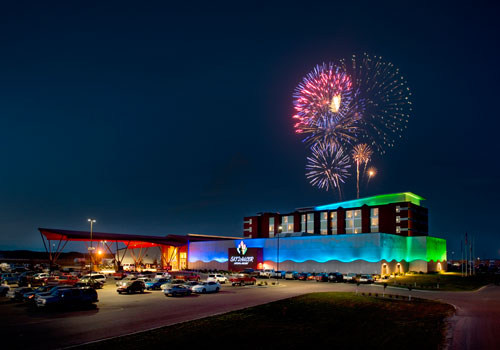 Sky Dancer Casino & Resort Expansion & Renovation Complete