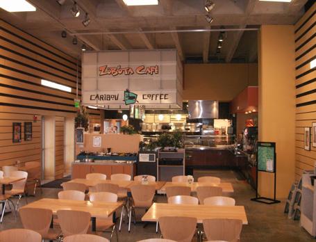 Como Zoo Visitor Center Cafe