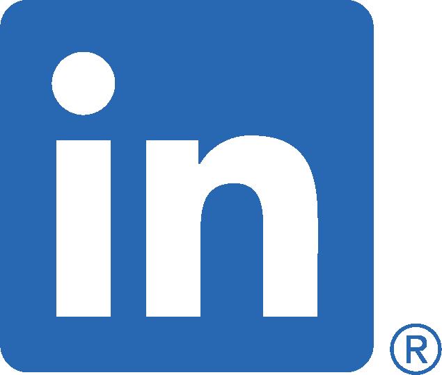 LinkedIn button