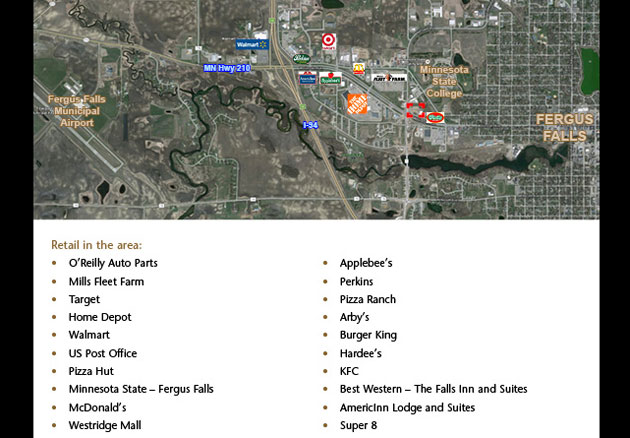 Commercial Property For Sale In Fergus Falls Mn